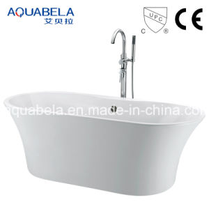 Comfortable Freestanding Bathtub Bathroom Furniture Hydro SPA (JL614) pictures & photos