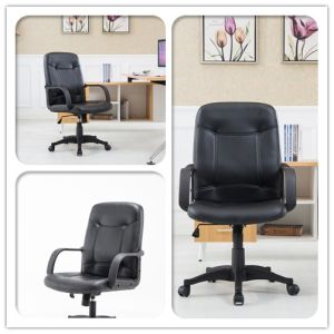 Comfortable Executive Chair Adjust PU Office Chair Senior PU Swivel Chair for Office Liftable pictures & photos