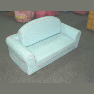 Elastic Pure Cotton Sofa/ Scalable Ground Chair/Flexible Furniture (SXBB-141-06) pictures & photos
