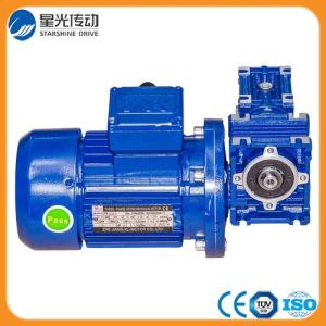 Nmrv030 Worm Motor Gearbox for Conveyor pictures & photos