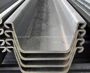 Q235 M Type Steel Sheet Piling