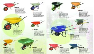 New Style Products Construction Wheelbarrow pictures & photos