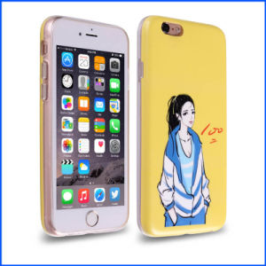 iPhone Custom 3D-Coverage Pattern Utra Slim Mobile Cell Phone Case pictures & photos
