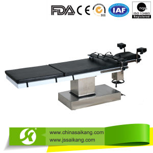 Professional Service Comfortable Operating Table Parts pictures & photos