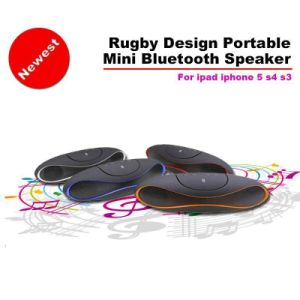 Portable Multimedia Active Stereo Mobile Mini Wireless Bluetooth V2.0 Speaker pictures & photos