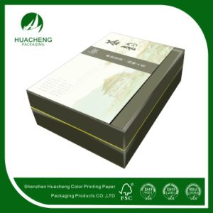 Delicate Elegant Gift Paper Box for Tea Food (HC0335)