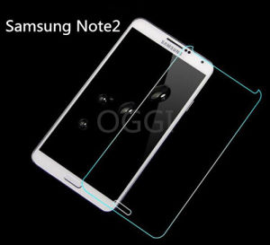 Tempered Glass Screen Protector for Samsung Note2/N7100 Exlra Hard pictures & photos