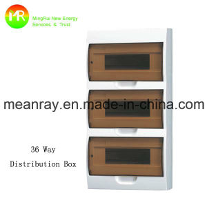 IP65 Plastic Waterproof Distribution Box pictures & photos