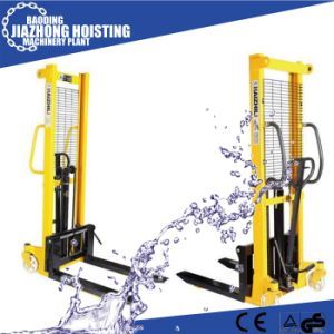 Cbd 2m Battery Operated Powered Pallet Truck with Cheap Price pictures & photos