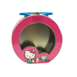 Factory Custom Macaron Round Jewelry Box pictures & photos