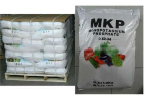 MKP Fertilizer MKP (0-52-34) 99% /98 % Monopotassium Phosphate MKP pictures & photos