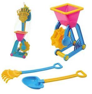 Summer Toys Plastic Sand Set 3PCS Beach Toys for Children (10214408) pictures & photos