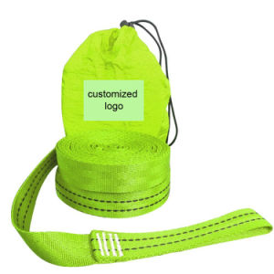 Carries Colorful Hammock Tree Straps for Camping Hiking Hammocks pictures & photos