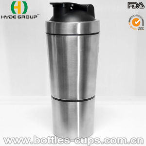700ml Stainless Steel Shaker Protein Bottle (HDP-0598) pictures & photos