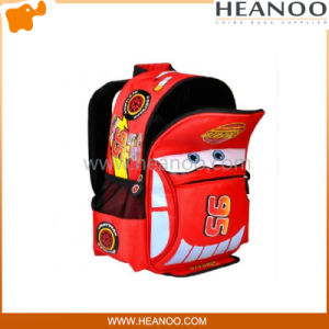 Custom 600d Polyester Wholesale Car Children School Bag Fabric pictures & photos