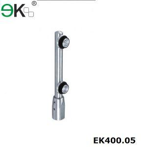 Stainless Steel Bottom Pivot Pole for Glass Swing Door