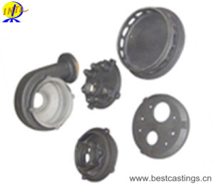 OEM Customized Ductile Iron Pump Components pictures & photos