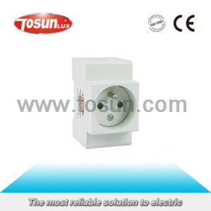 10A 16A Modular Socket with CE Certificate pictures & photos