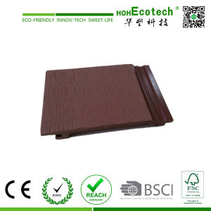 Hot Sale Exterior WPC Composite Wall Cladding/ WPC Interlocking Wall Panel pictures & photos