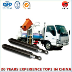 Quality Assured Piston Type Garbage Compactor Hydraulic Cylinder for Sale pictures & photos