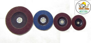 High Quality 125mm Alumina Flap Disc Abrasive Tool pictures & photos