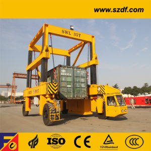Shuttle Straddle Carrier /Rtg Crane pictures & photos