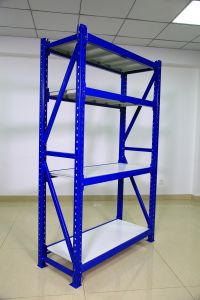 Metal Material Long Span Steel Rack pictures & photos