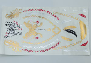 Temporary Tattoo Paper, Holiday Temporary Tattoo, Celebration Used Temporary Tattoo Wholesale pictures & photos