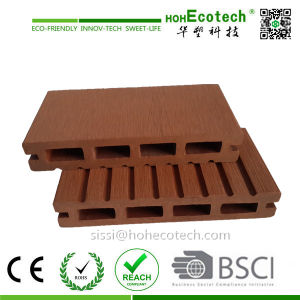 Waterproof Wood Plastic Composite Floor Decking (140S23) pictures & photos