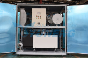 Zj Series Vacuum Pumping Machine for Transformer Plant /Vacuum Drying Machine pictures & photos