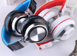 Stereo Wireless Foldable Bluetooth V2.1 Earphone Headphone Support TF Card/MP3 pictures & photos