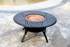 Popular Charcoal Fire Pit Set Furniture for Outdoor pictures & photos