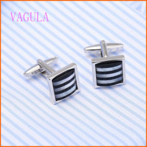 VAGULA 2015 Fashion Sea Shell Copper Shirt Cufflinks pictures & photos