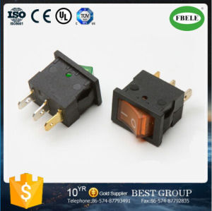 Momentary Rocker Switch on off Rocker Switch High Quality Switch pictures & photos