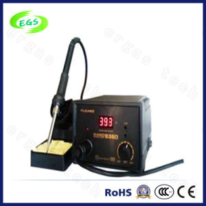 Digital Display Lead Free Soldering Station with Soldering Iron pictures & photos
