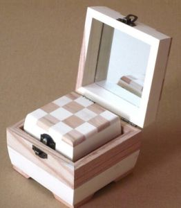 Wooden Box jewelry Box Set pictures & photos