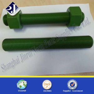 A193 B7 Heavy Hex Nut Stud Bolt pictures & photos