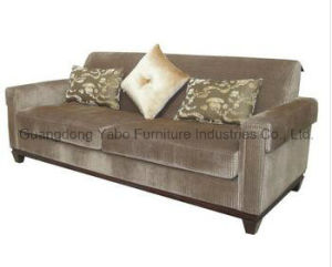 Commercial Furniture Hotel Sofa Two Seat Sofa Wooden Furniture pictures & photos