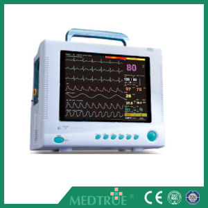 Hot Sale Medical Portable Multi-Parameter Patient Monitor (MT02001151) pictures & photos