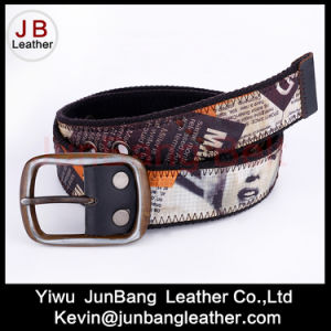 Newest Fashion Men′s Webbing Belts