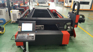 Tp3015 CNC Fiber Laser Plate & Tube Cutting Machine pictures & photos