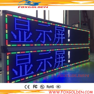 P10 Outdoor Single LED Sign for Message Advertising pictures & photos