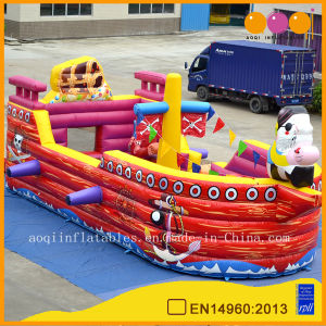 New Design Bee Pirate Boat Bouncer Inflatable Pirate Ship (AQ144) pictures & photos