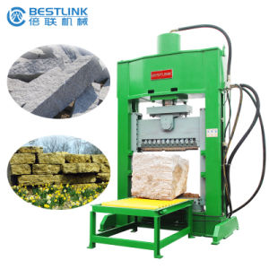 CE Certificated Hydraulic Stone Splitting/Cutting Machine for Making Natural Face Stones pictures & photos