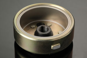 Arc Segment Neodymium Magnets for Motor Magnetic Steel Assembly pictures & photos