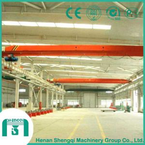 10ton Overhead Crane Single Girder Bridge Crane pictures & photos