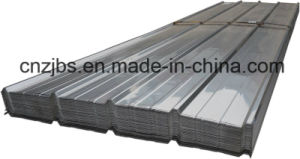 SUS304 Stainless Corrugated Steel Sheet Roofing pictures & photos