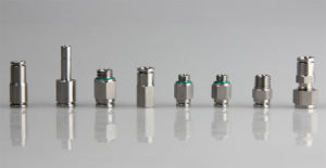 Stainless Steel Pneumatic Fitting Manufacturer in China pictures & photos