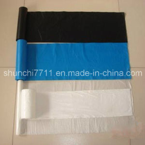 Plastic Garbage Bag on Roll pictures & photos