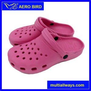 Ladies Rubber Clogs Shoes- Assorted Colors pictures & photos